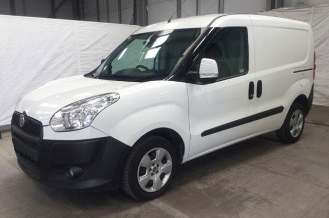 fiat doblo van no credit check finance