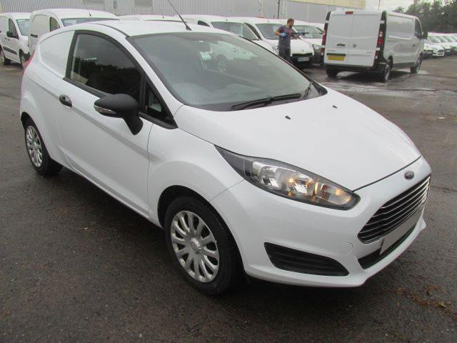 ford fiesta van finance bad credit history