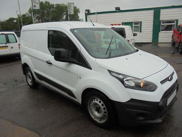 finance deals on vans like ford transit