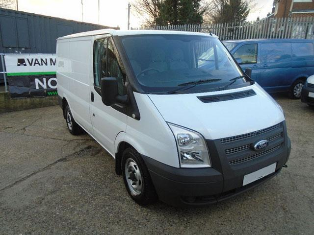 used ford transit van poor credit history finance