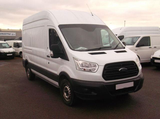 ford transit van finance