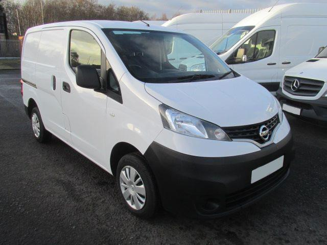 nissan nv200 van finance guaranteed