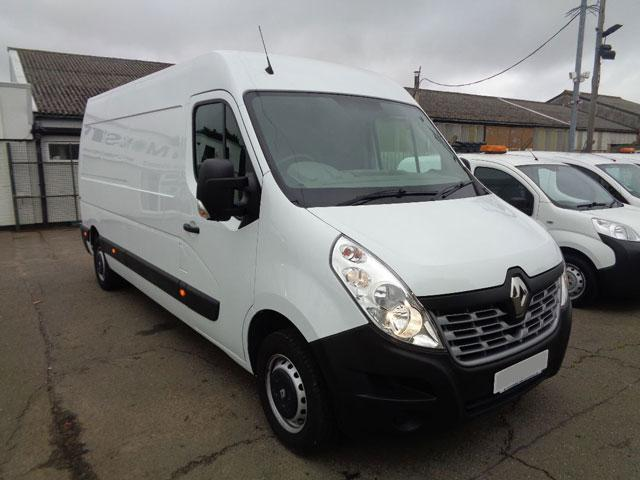 renault master van guaranteed finance
