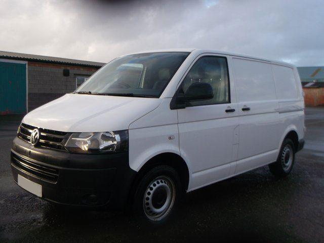 guaranteed van funding VW Transporter