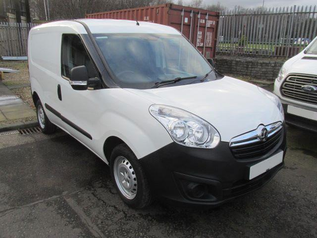 guaranteed van funding for vauxhall combo