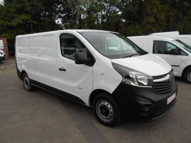 no credit check vans for Vauxhall Vivaro