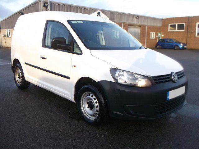 volkswagen caddy guranteed van finance